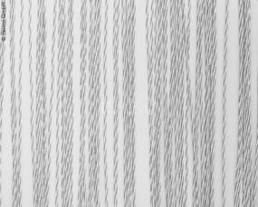 Türvorhang Rain silber 60x190cm 100% PVC