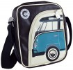 VW Collection Schultertasche VW Bulli blau