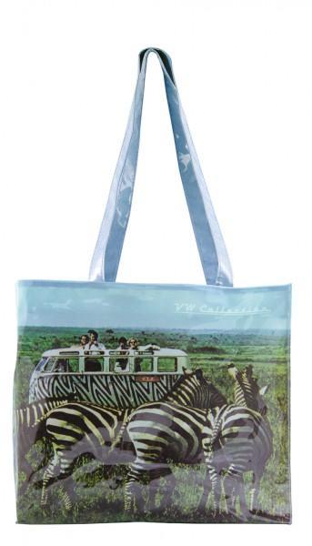 VW Collection PVC Shopper Bag Safari