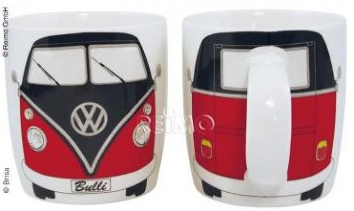 VW Collection Kaffeetasse VW Bulli schwarz rot