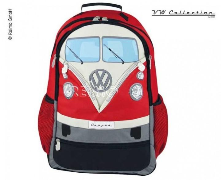 VW Collection Rucksack rot
