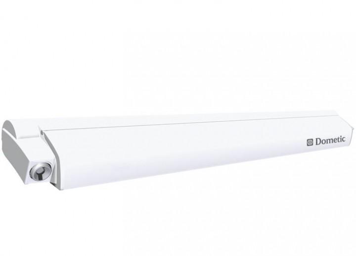 Dometic-Markise PerfectRoof PR 2500 weiß 4,5 x 2,75 m Grau