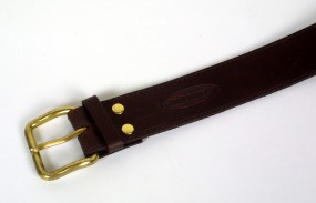 Basic Nature Geldgürtel 'Classic' in Geschenkverpackung mokka, 105 cm