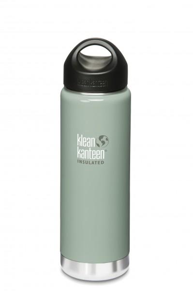 Klean Kanteen Flasche 'Insulated' grün, 0,592 L