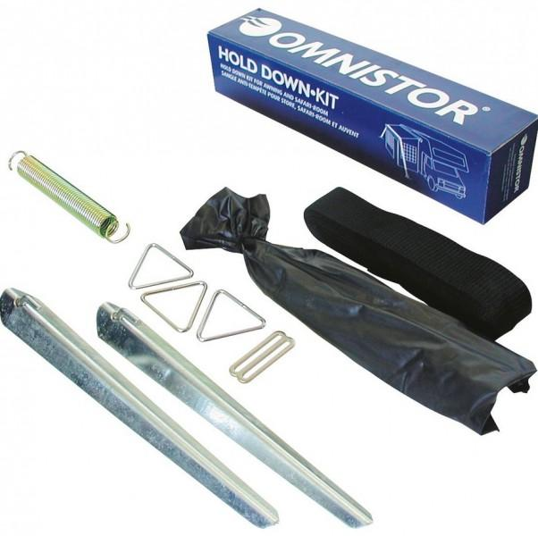 Thule Omnistor Sturmverspannung Hold Down Kit