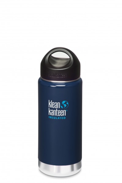 Klean Kanteen Flasche 'Insulated' blau, 0,473 L