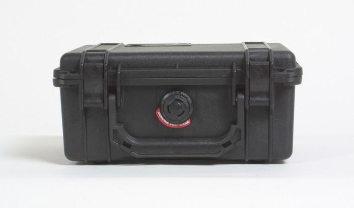Pelibox 1150 schwarz ohne Schaumeinsatz