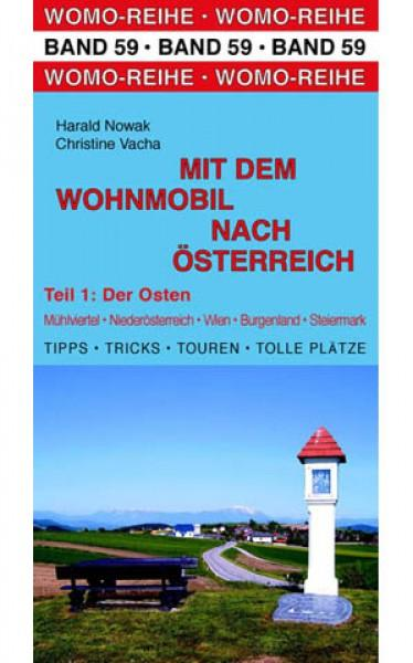 Mit dem Wohnmobil nach Österreich (Ost)