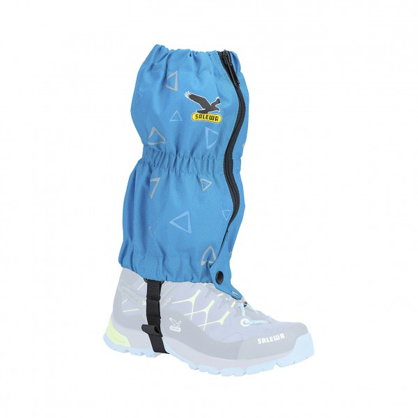 Salewa Gamasche 'Junior' blau