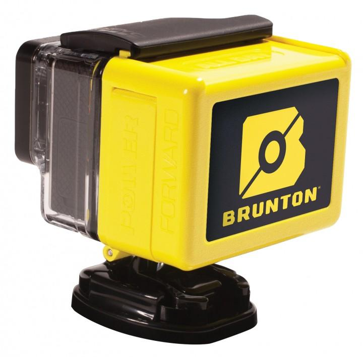 Brunton Powerpack 'All Day' gelb