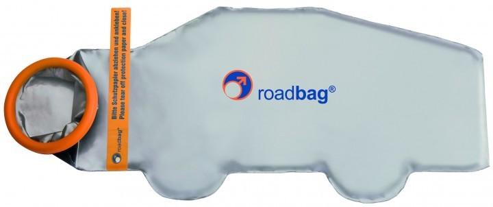 'Roadbag' Taschen WC für Männer Packung mit 2 Stück