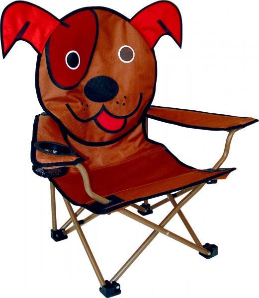 Kinder-Faltstuhl Hund