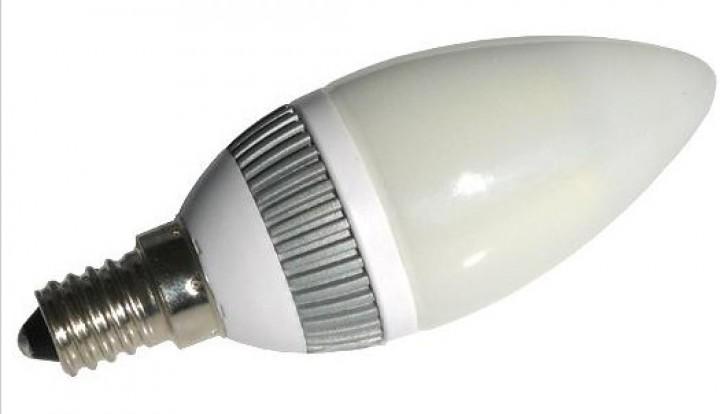 LED-Leuchtmittel - 30er SMD Kerze