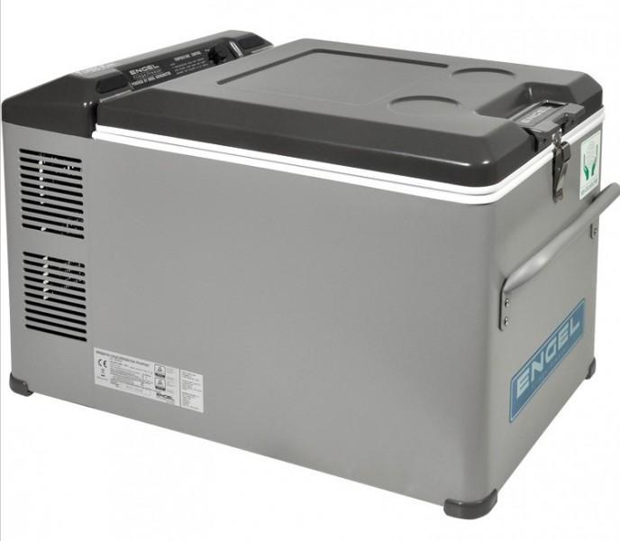 Engel Kompressor-Kühlbox MT-35-FS silbermetallic