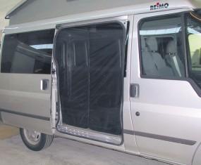 Moskitonetz Ford Transit Bj. ab 2000 - 01/2013 Schiebetür