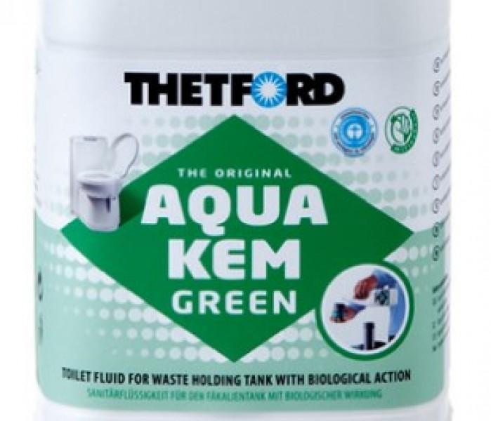 Thetford AQUA-KEM GREEN 30 Liter