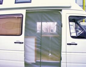 Moskitonetz Sprinter/LT ab Bj. 1996-2006 Schiebetüröffnung