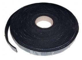 Moosgummi selbstklebend 3mm stark 20mm breit 10m Rolle