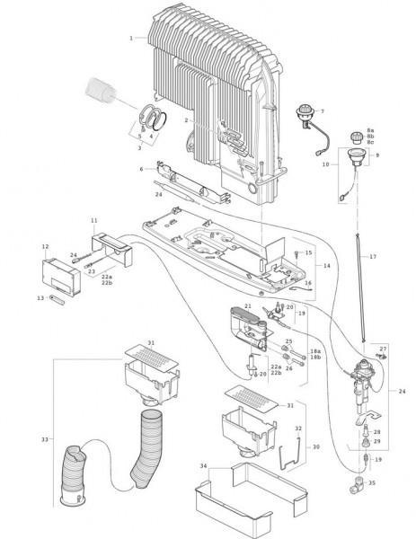 Brenner mit Piezozünder für Trumatic S 3004