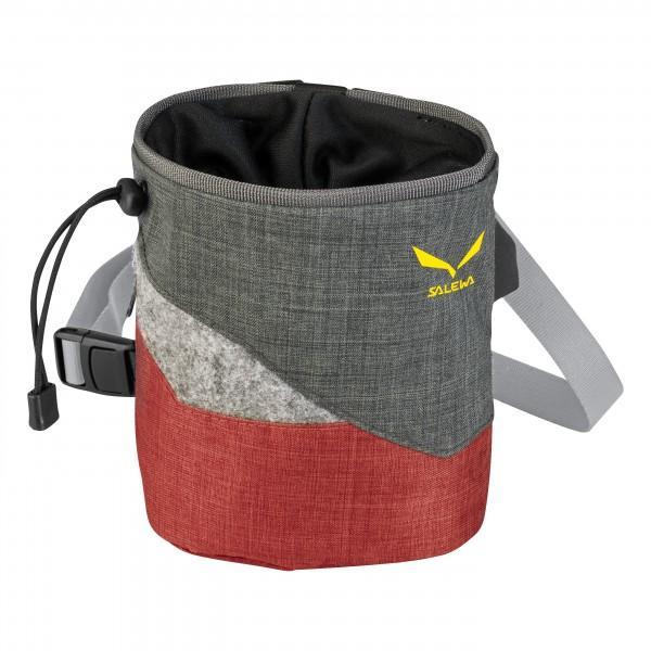 Salewa Chalk Bag 'Horst' rot