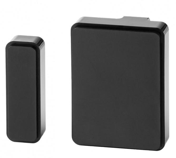 Funk-Magnetkontakt schwarz für WiPro III 868 Mhz