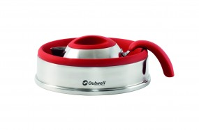 Outwell Kessel Collaps 2,5 l rot