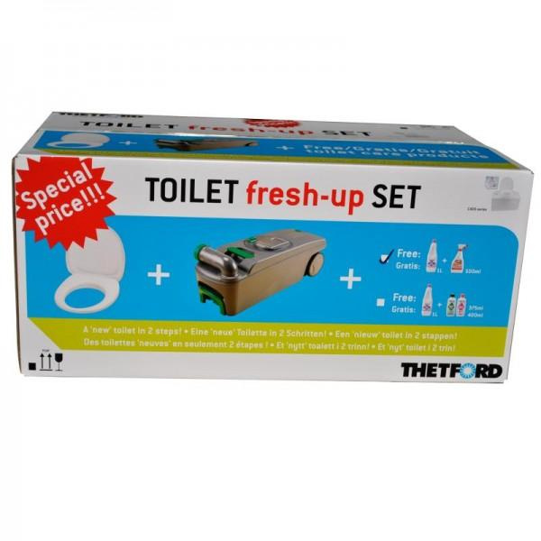 Toilet fresh up Set Fresh up für C 400