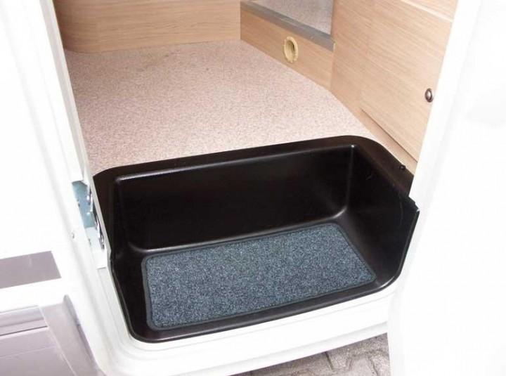 Teppich für Einstiegsstufe Adria Reisemobile 45x21cm