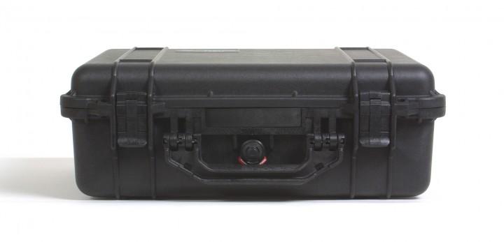Pelibox 1500 schwarz ohne Schaumeinsatz