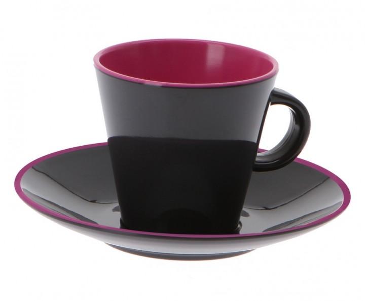 Gimex Espresso-Set brombeer