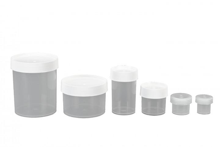 Nalgene Dose Polypropylen 60 ml, Hals Ø 44 mm