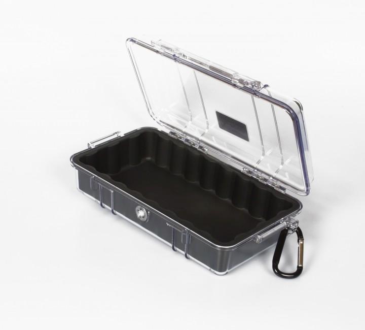 Peli 'MicroCase 1060' klar / schwarz