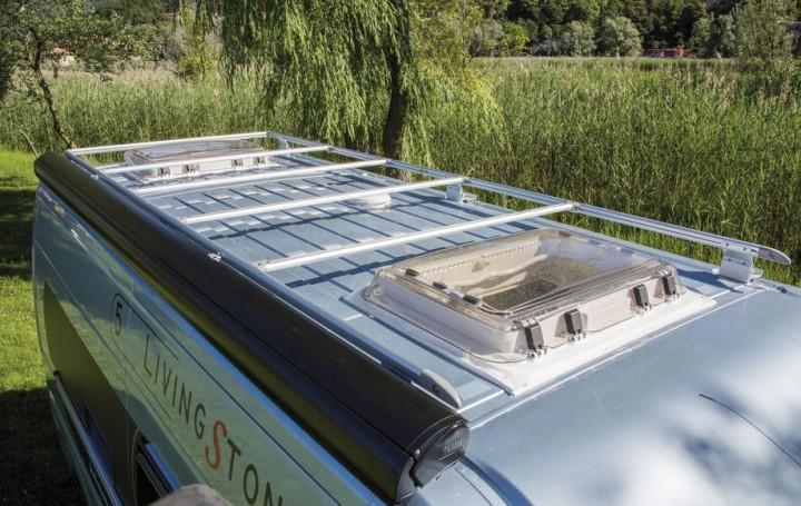 Fiamma Roof Rail Ducato Dachträgersystem