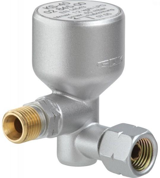 Gok Gas Kippschutzventil TYP KS-40