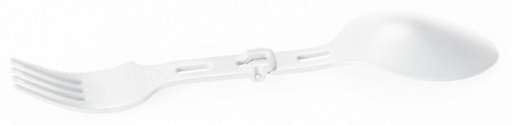 Primus Leichtklappbesteck 48 Stück weiß