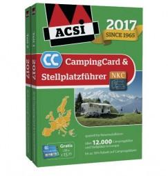 ACSI CampingCard & Stellplatzführer 2017