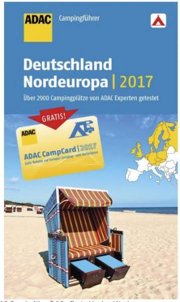 ADAC Camping-Caravaning-Führer Deutschland 2017