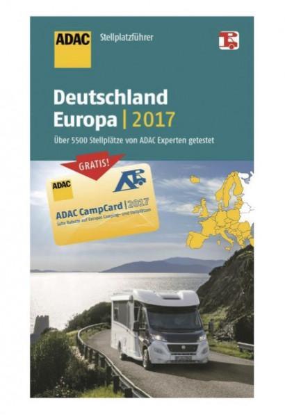 ADAC Stellplatzführer Deutschland Europa