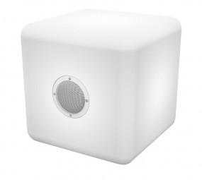 Color Cube L Würfel mit 2 integrierten Lautsprechern