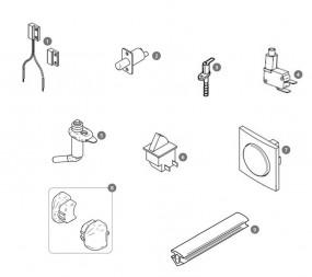 Thule Alarm-Schalter für Trittstufen Double ab Baujahr 2013