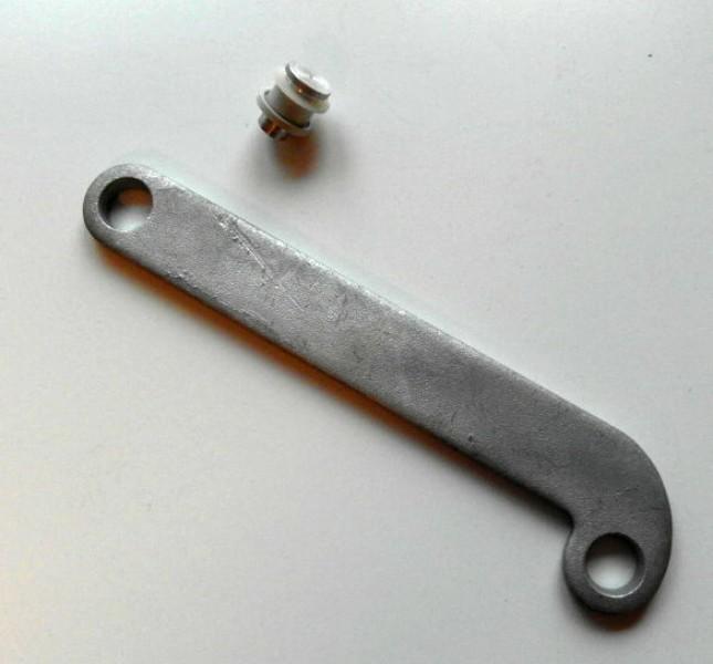 Trittbrettverbindung Omnistep 12V single 48