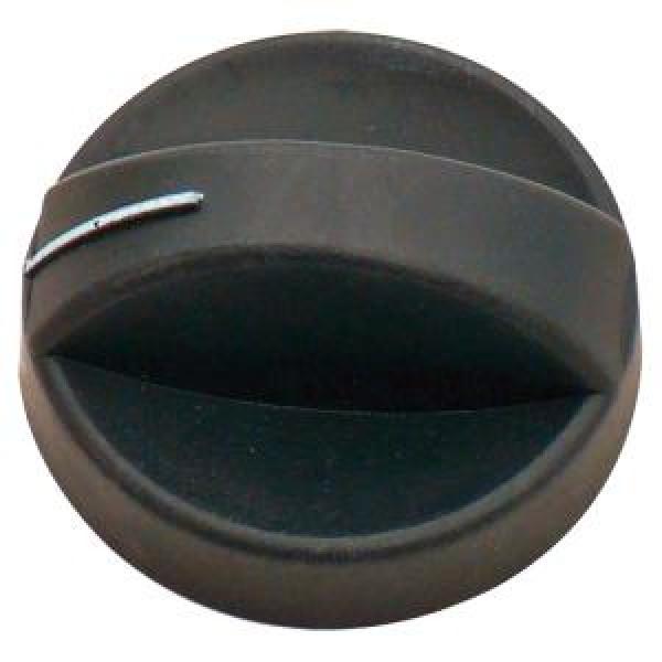 Bedienknebel für Cramer-Kocher, EK 2000, CE88 und CE94 schwarz 4 Stück