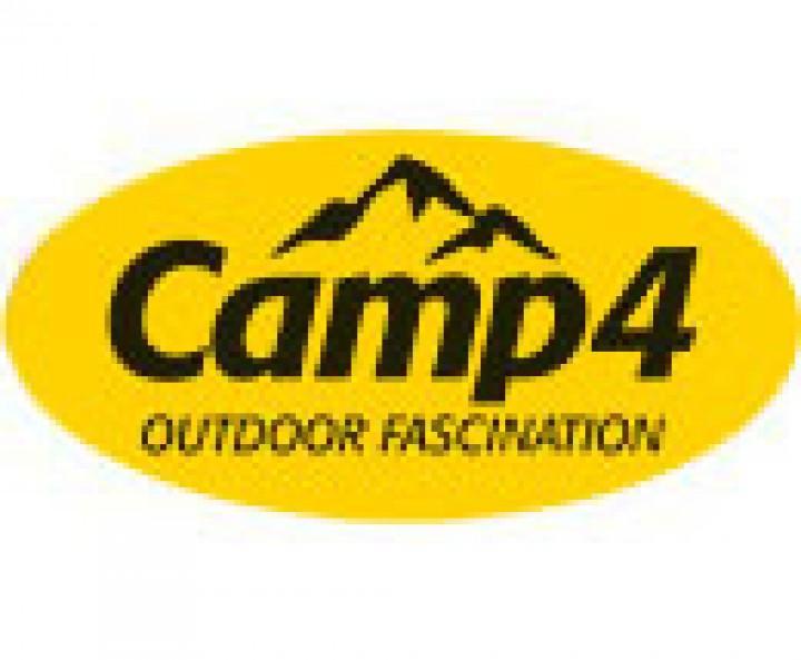 Camp4 Picknickdecke 250x250cm grau/blau