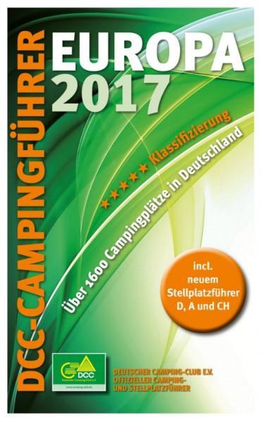 DCC Campingführer Europa 2017