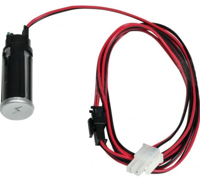 Drucktaste zu Zünder für Dometic-Kühlschränke RM 5310, 5330, 5380, 8XX0 RML 8XX0 RMS 8XX0