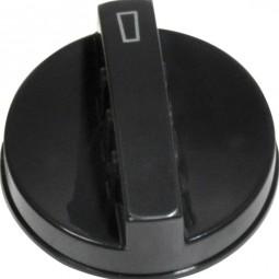 Drehknopf Wahlschalter für Dometic-Kühlschränke schwarz RM 5310, 5330, 5380 RGE 2100