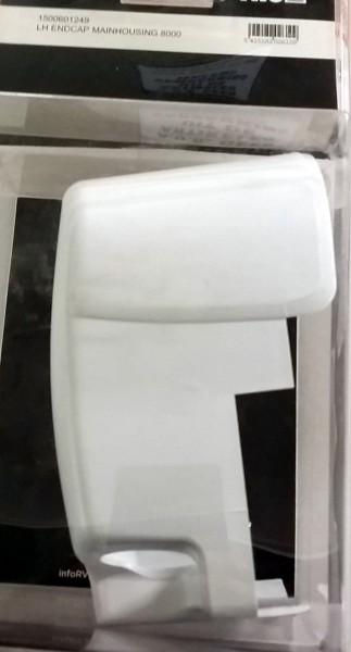 Endkappe links Thule Omnistor 8000 weiß