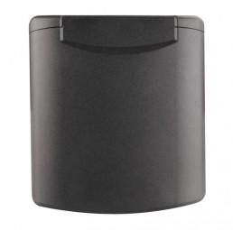 Ersatzdeckel schwarz FAWO ab 2014 mit Magnetverschluss