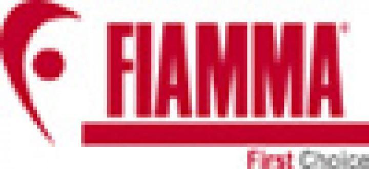 Fiamma Frontblendenverschluss links Polar White für Markise F 45 S