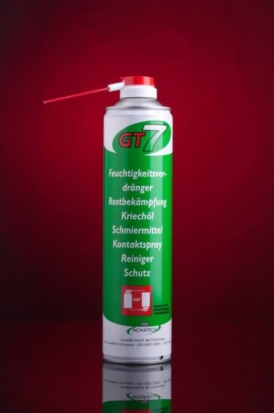 GT7 Rostlöser, Schmierstoff, Kriechöl, Kontaktspray 600ml